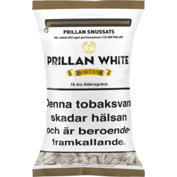 Prillan White Portion Softpack från Kungssnus