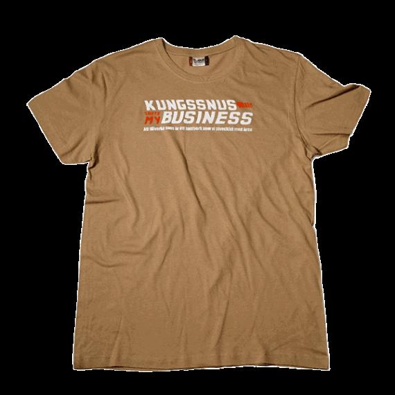 Snus T-Shirt från Kungssnus