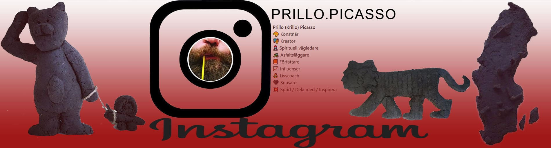 Prillo Picasso på Instagram