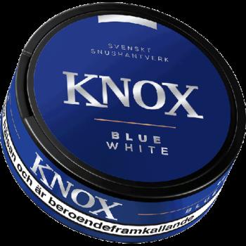 Skruf Knox Blue White Portion