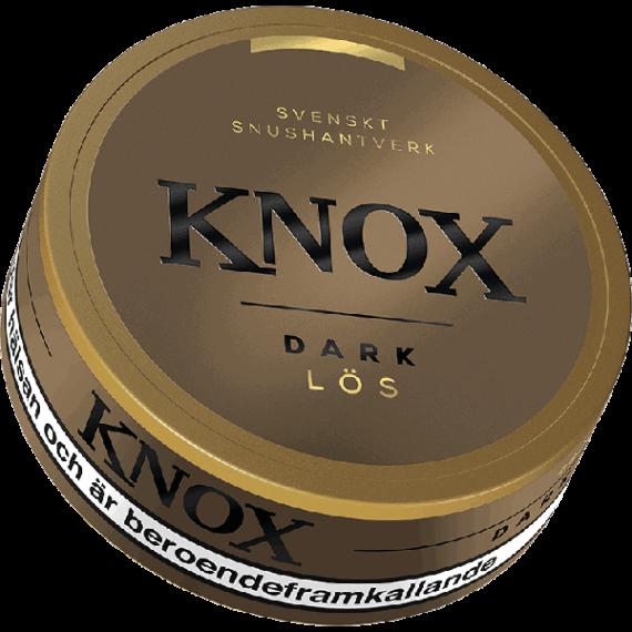 Skruf Knox Dark Lös