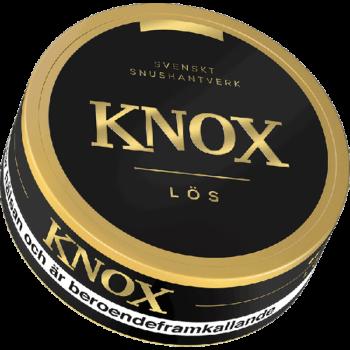 Skruf Knox Lössnus