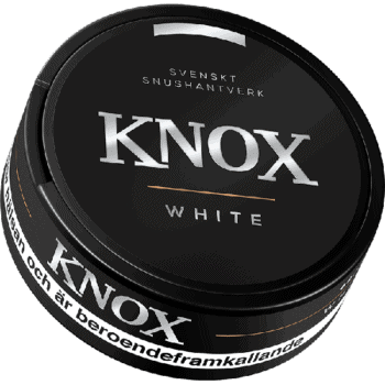 Skruf Knox White Portion