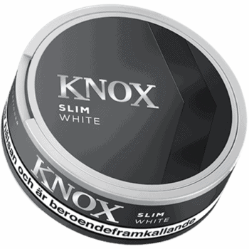 Skruf Knox Slim White Portion