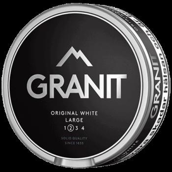 Fiedler & Lundgren Granit Original White Portion