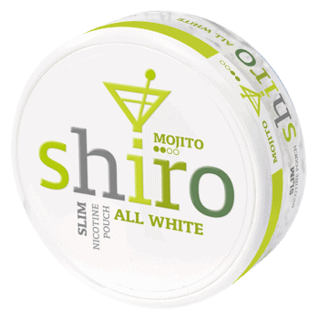 Shiro Mojito All White Slim