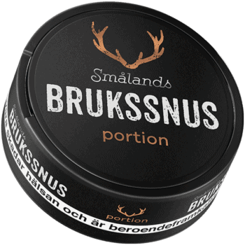 Skruf Brukssnus Portion
