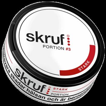 Skruf Stark Portion