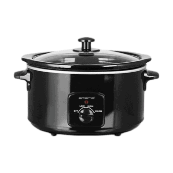 Slowcooker Emerio Svart