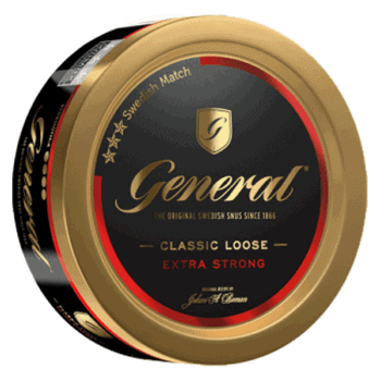 General Extra Strong Lössnus