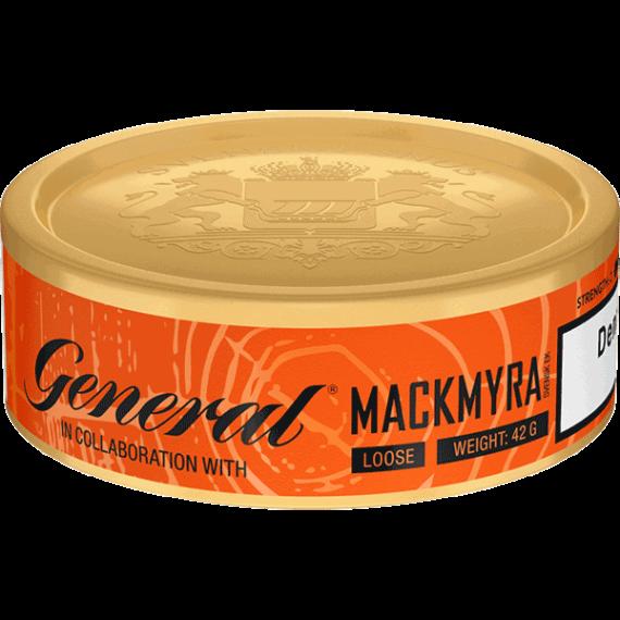 General Mackmyra Lössnus