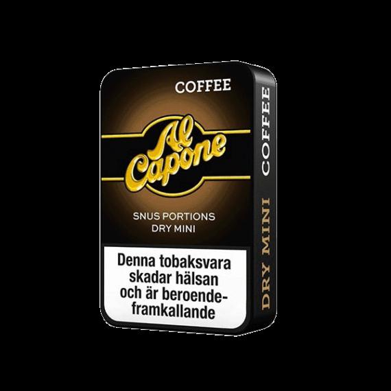 Al Capone White Mini Coffee