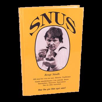 Boken om Snus av Bengt Sändh