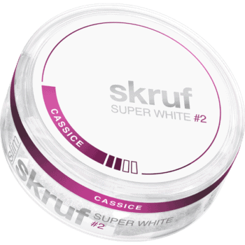 Skruf Super White #2 Cassice