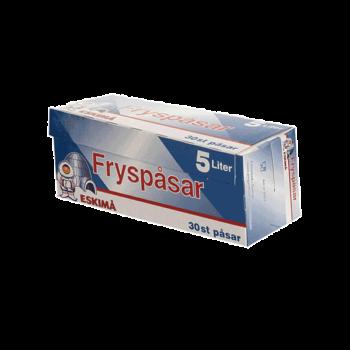 Eskimå Fryspåse 5-liter är en bra påse