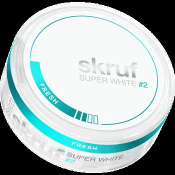 Skruf Super White #2 Fresh