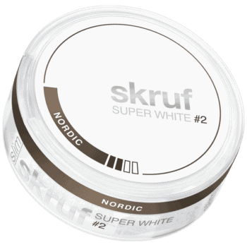 Skruf Super White #2 Nordic