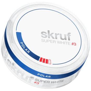 Skruf Super White #3 Polar