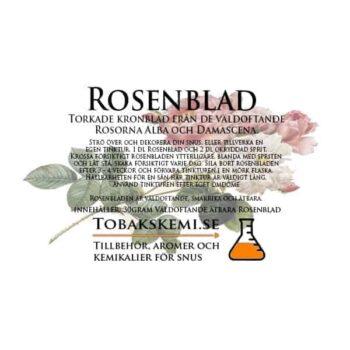 Rosenblad 30gram