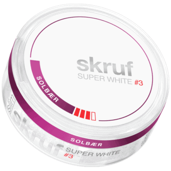 Skruf Super White #3 Solbär