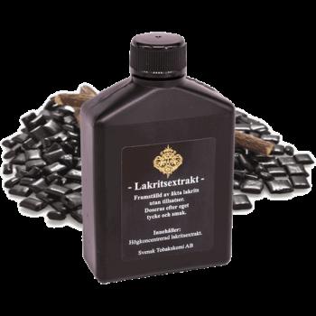 Lakrits extrakt 100ml - Tobakskemi.