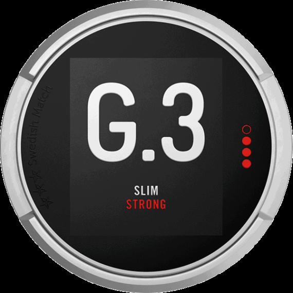 General G.3 Original Slim Strong Portion