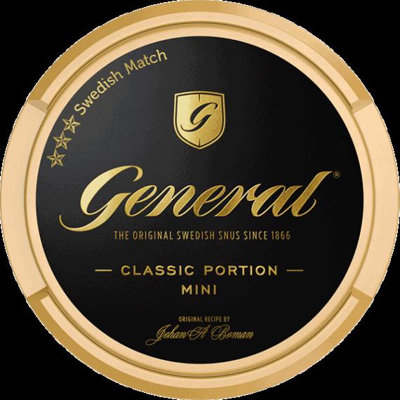 General Original Mini Portion