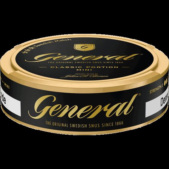 General Original Mini Portionssnus