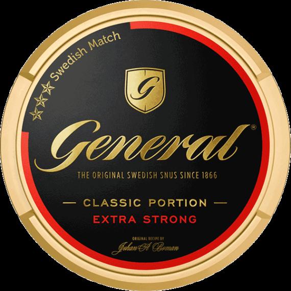 General Original Extra Strong Portion