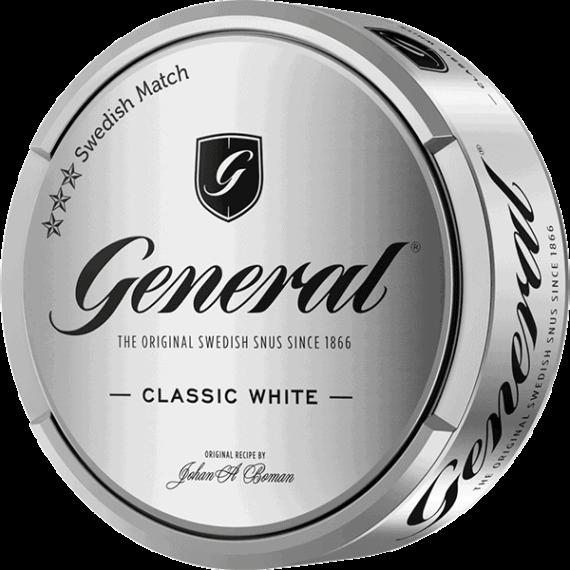 General Original Portionssnus