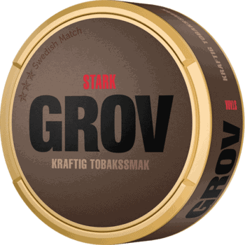 Grov Original Stark Portionssnus