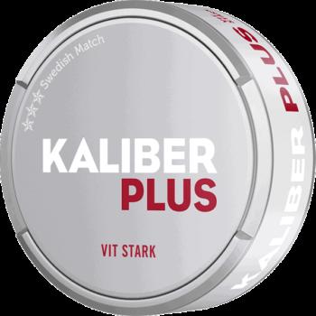 Kaliber+ White Portionssnus