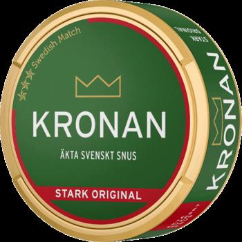 Kronan Original Stark Portionssnus