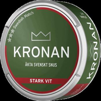 Kronan White Stark Portionssnus