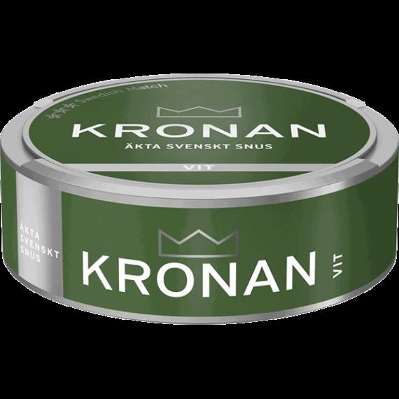 Kronan White Portionssnus