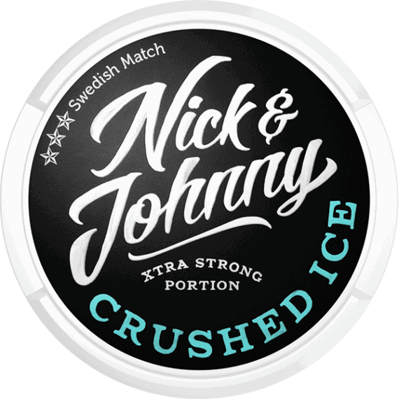 Nick And Johnny Crushed Ice Portion