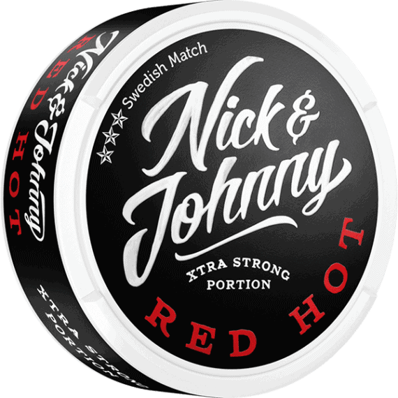 Nick And Johnny Red Hot Portion