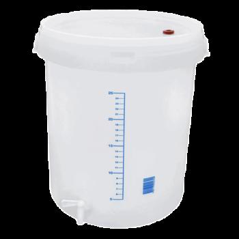 Jäshink 30 Liter med hål för tappkran