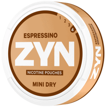 ZYN Mini Espressino Extra Strong