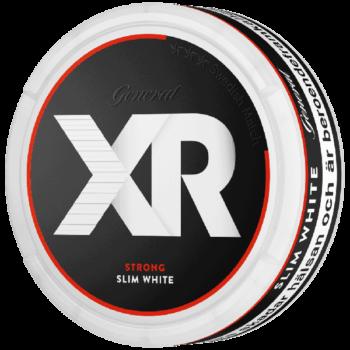 435 XR General Slim White Strong