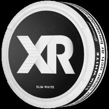 XRANGE General Slim White