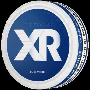 XRANGE Göteborgs Rapé Slim White Portion