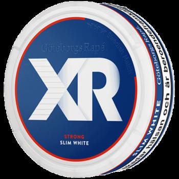 XRANGE Göteborgs Rapé Slim White Strong