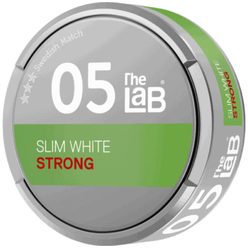 The Lab 05 Slim White Strong