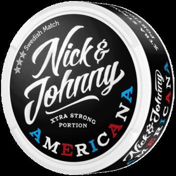 Nick & Johnny Americana Extra Strong