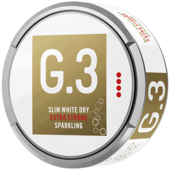 G.3 Sparkling Extra Strong White Portion