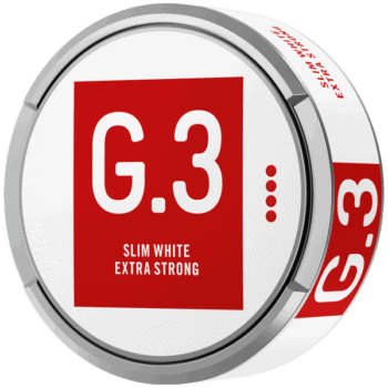 G.3 White Extra Strong Portion