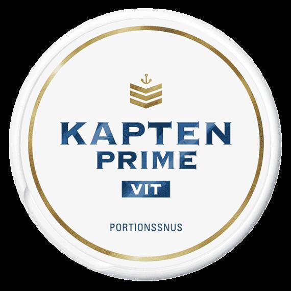 Kapten Prime Vit Portion