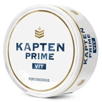 Kapten Prime White Portion