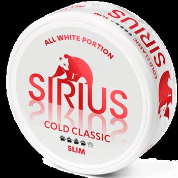 Sirius All White Slim Cold Classic